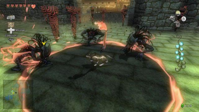 Twilight Princess Walkthrough - Lanayru Province: Twilight - Zelda