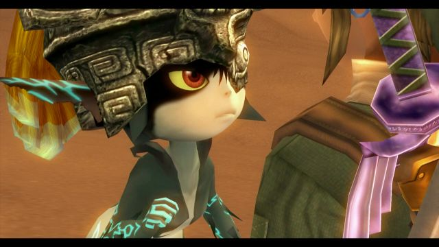 Twilight Princess Walkthrough - Gerudo Desert - Zelda Dungeon