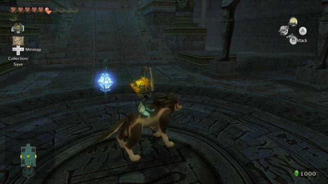 Twilight Princess Walkthrough - Arbiter's Grounds - Zelda