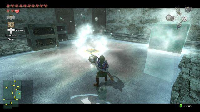 Twilight Princess Walkthrough Snowpeak Ruins Zelda Dungeon