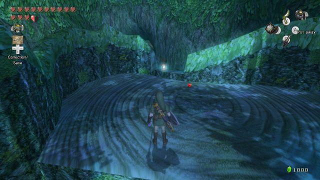 Twilight Princess Walkthrough - Sacred Grove: Round Two