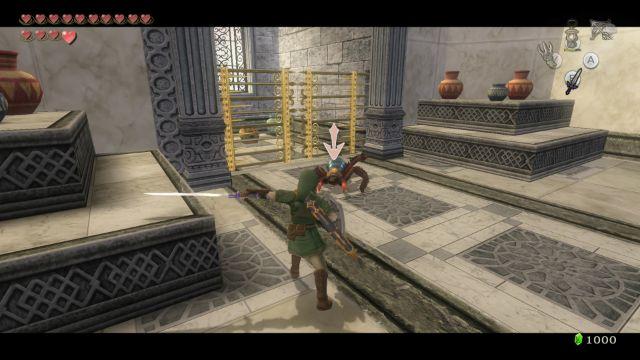 twilight princess walkthrough u2013 temple of time u2013 zelda dungeon