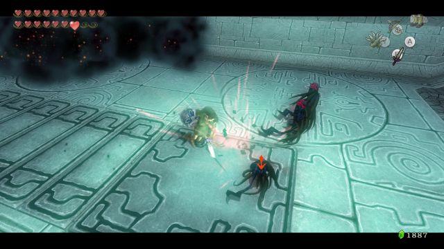 Twilight Princess Walkthrough - Palace of Twilight - Zelda