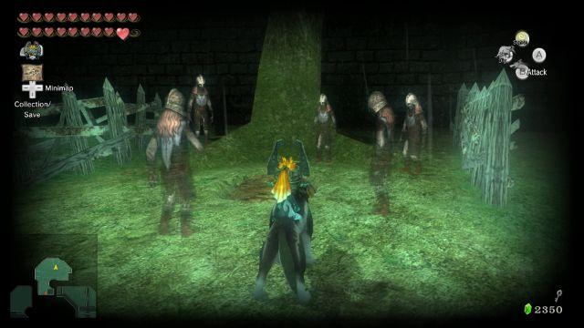 Twilight Princess Walkthrough Hyrule Castle Zelda Dungeon