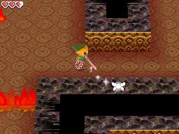 Phantom Hourglass Walkthrough Temple Of Fire Zelda Dungeon