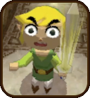 Spirit Tracks Characters Link