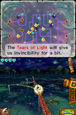 Spirit Tracks Walkthrough - The Dark Realm - Zelda Dungeon