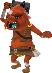 Bokoblin Red