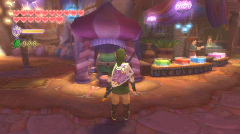 Skyward Sword Gratitude Crystal Locations