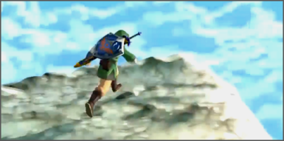 Skyward Sword Story Image