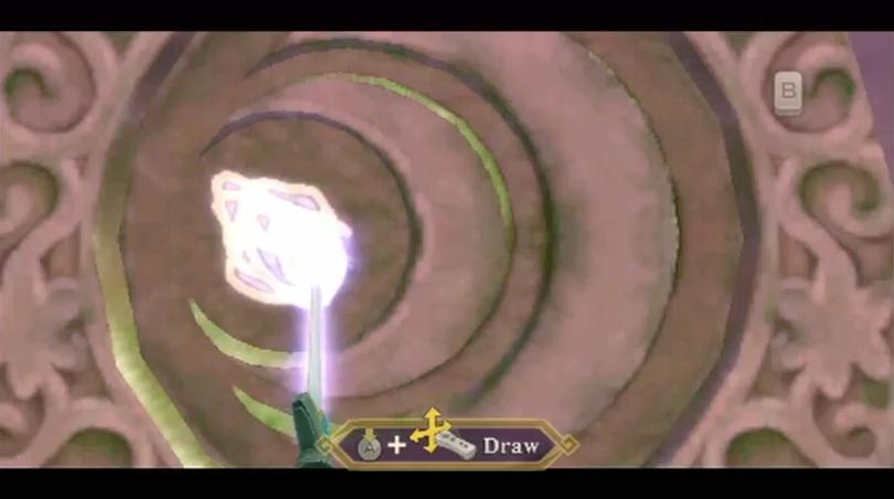 Skyward Sword Walkthrough Lake Floria Zelda Dungeon