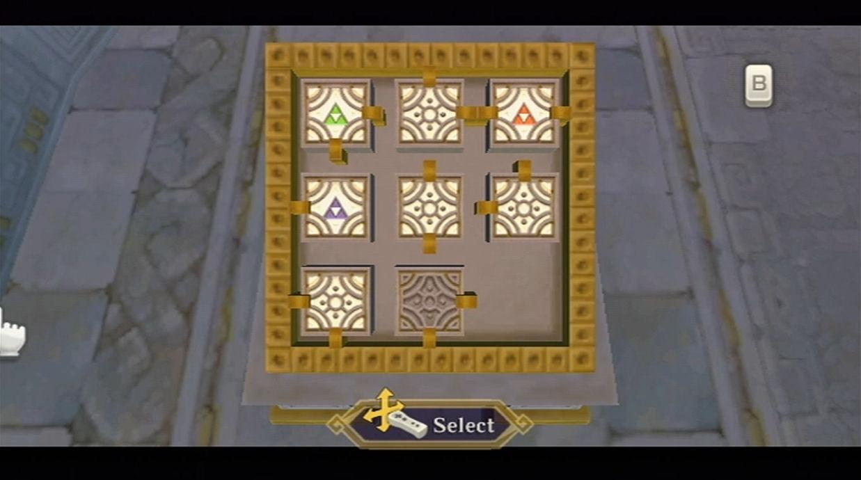 Skyward Sword Walkthrough Sky Keep Zelda Dungeon