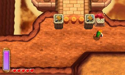 A Link Between Worlds Walkthrough Tower Of Hera Zelda Dungeon
