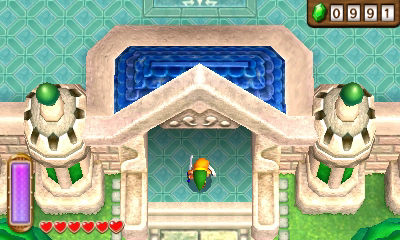 A Link Between Worlds Walkthrough Hyrule Castle Zelda Dungeon