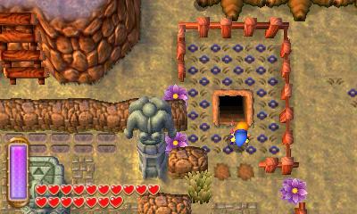 A Link Between Worlds Walkthrough Dark Palace Zelda