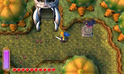 A Link Between Worlds Walkthrough – Skull Woods – Zelda Dungeon