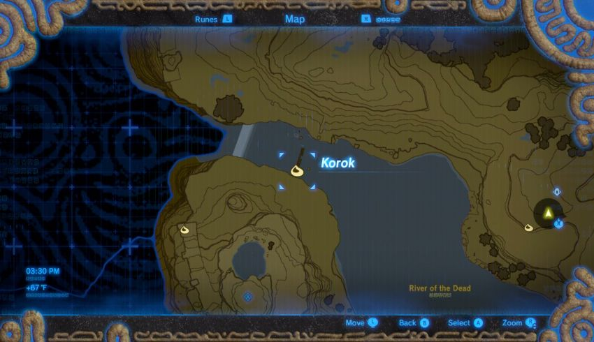Great Plateau Korok Seed Locations Zelda Dungeon