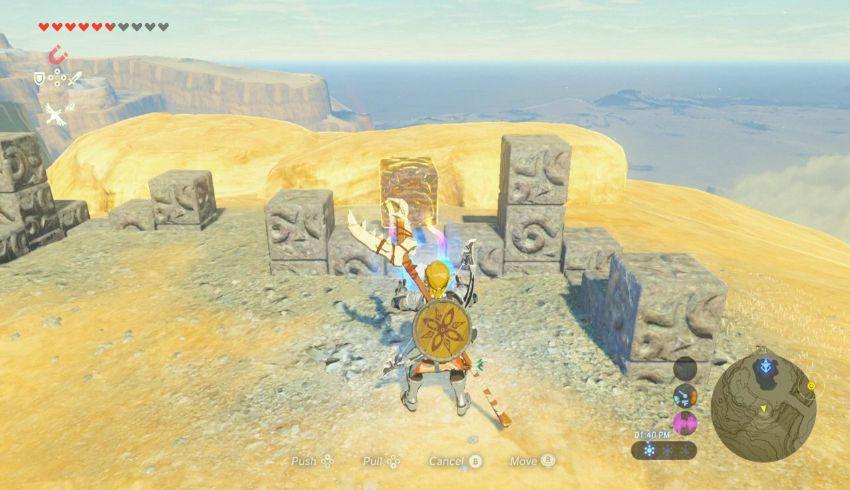 Wasteland Korok Seed Locations - Zelda Dungeon