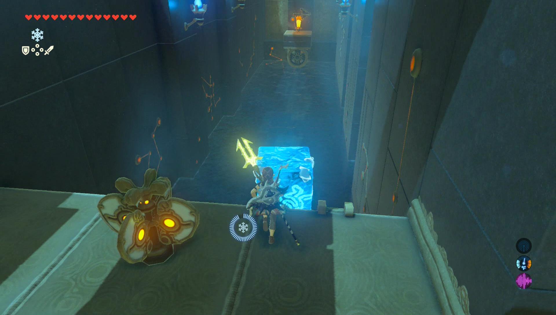 Akh Va Quot Shrine Guide Zelda Dungeon Breath of the wild подробнее. akh va quot shrine guide zelda dungeon