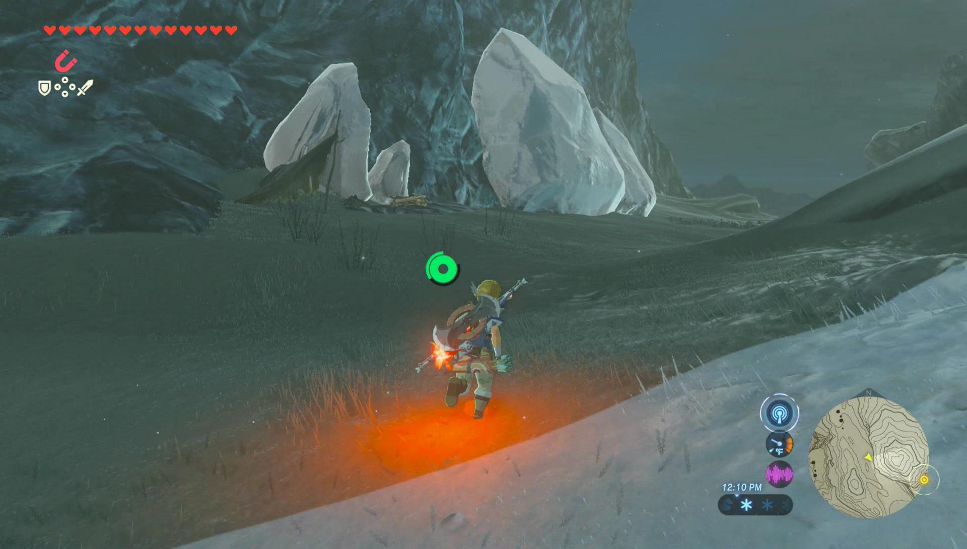Goma Asaagh Shrine Guide - Zelda Dungeon