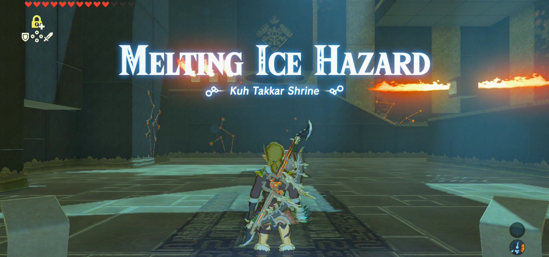 Kuh Takkar Shrine Guide - Zelda Dungeon