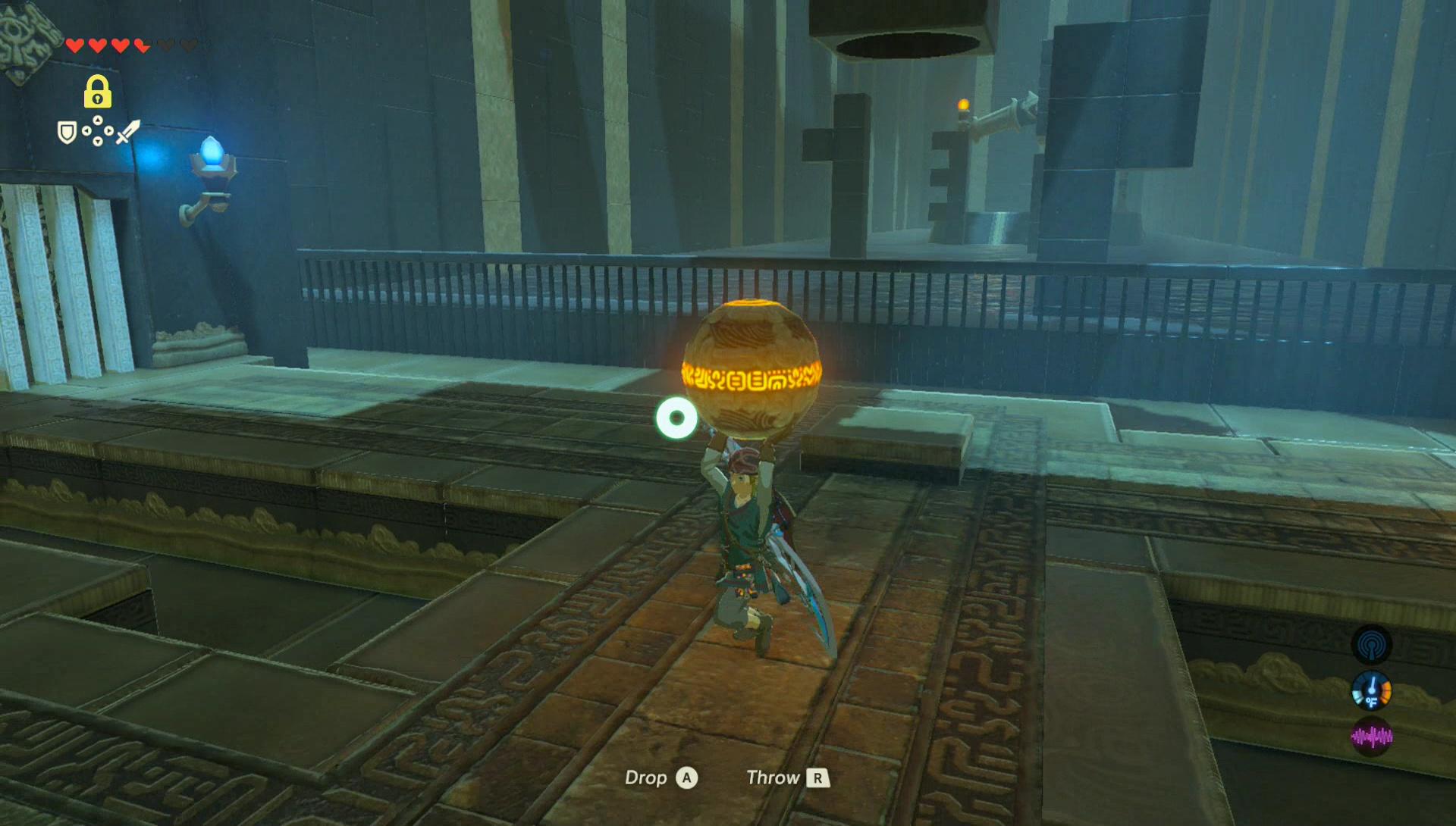 Mirro Shaz Shrine Guide Zelda Dungeon