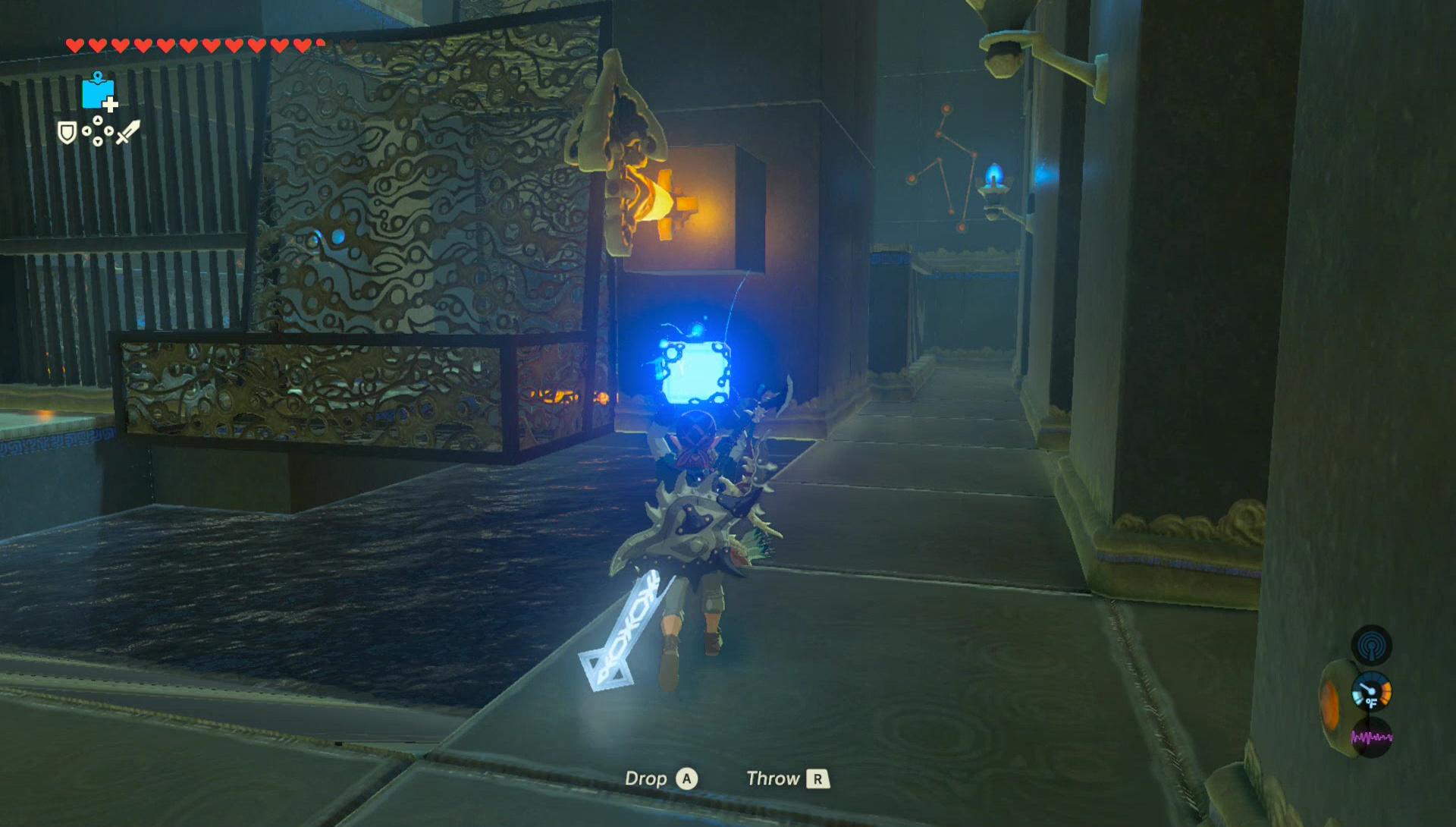 Rota Ooh Shrine Guide - Zelda Dungeon