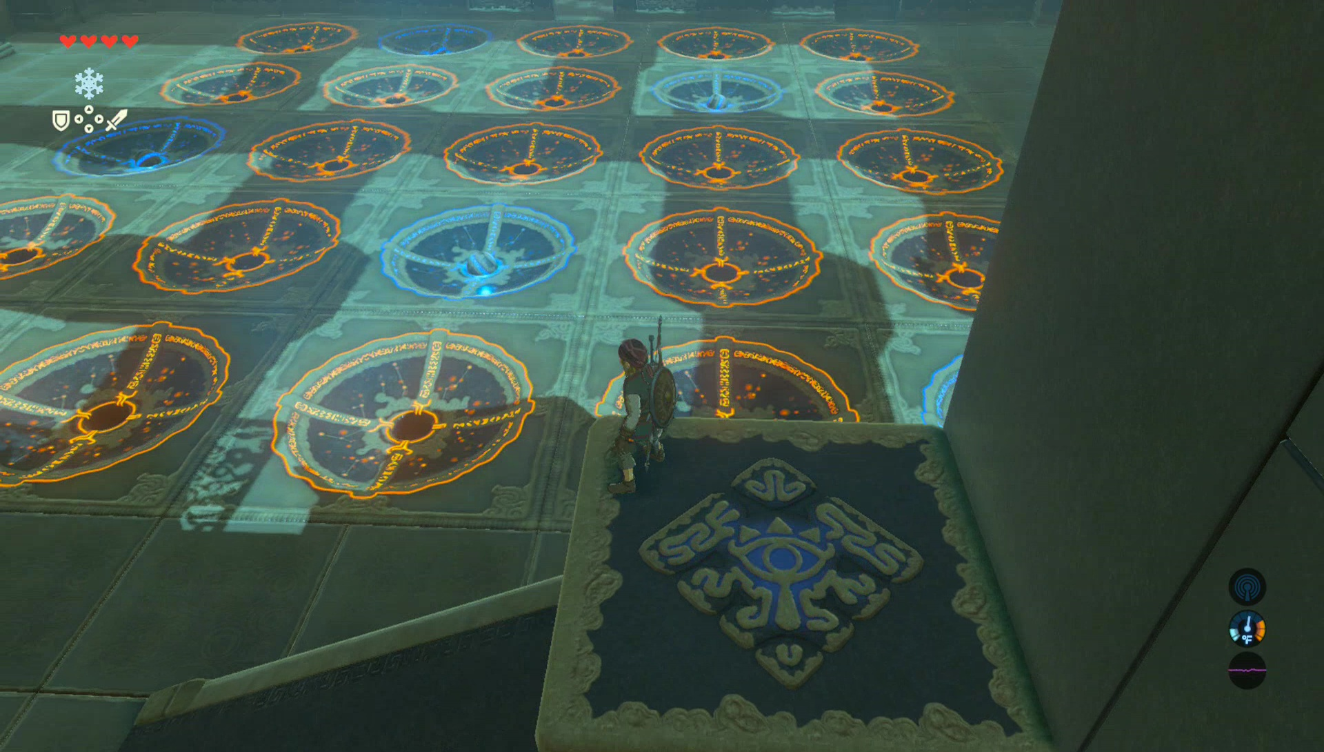 Shee Venath Shrine Guide Zelda Dungeon