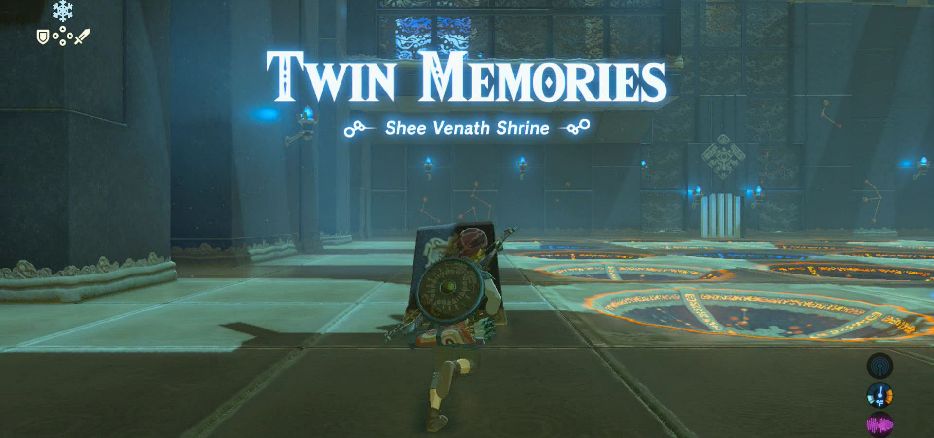 Shee Venath Shrine Guide - Zelda Dungeon
