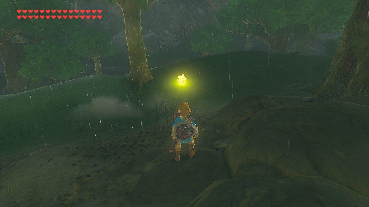 Breath of the Wild Star Fragment Guide - Zelda Dungeon