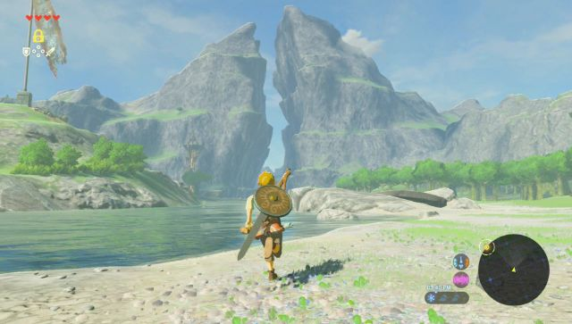 Zelda: Breath of the Wild' Stable Locations: 8 horse stables