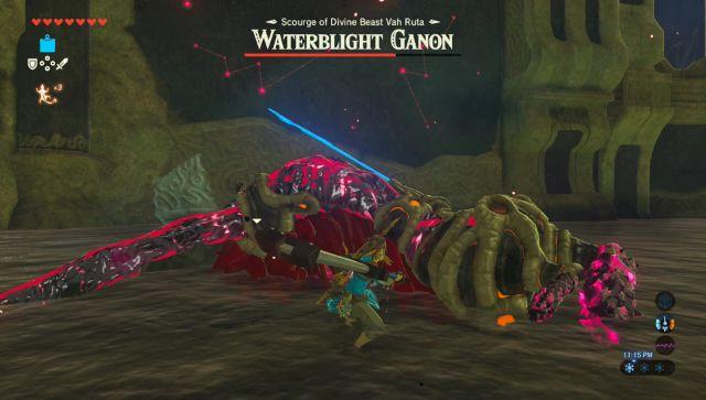 Breath Of The Wild Walkthrough Vah Ruta Dungeon Zelda