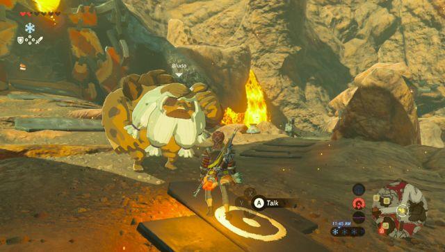 Breath of the Wild Walkthrough – Goron City - Zelda Dungeon
