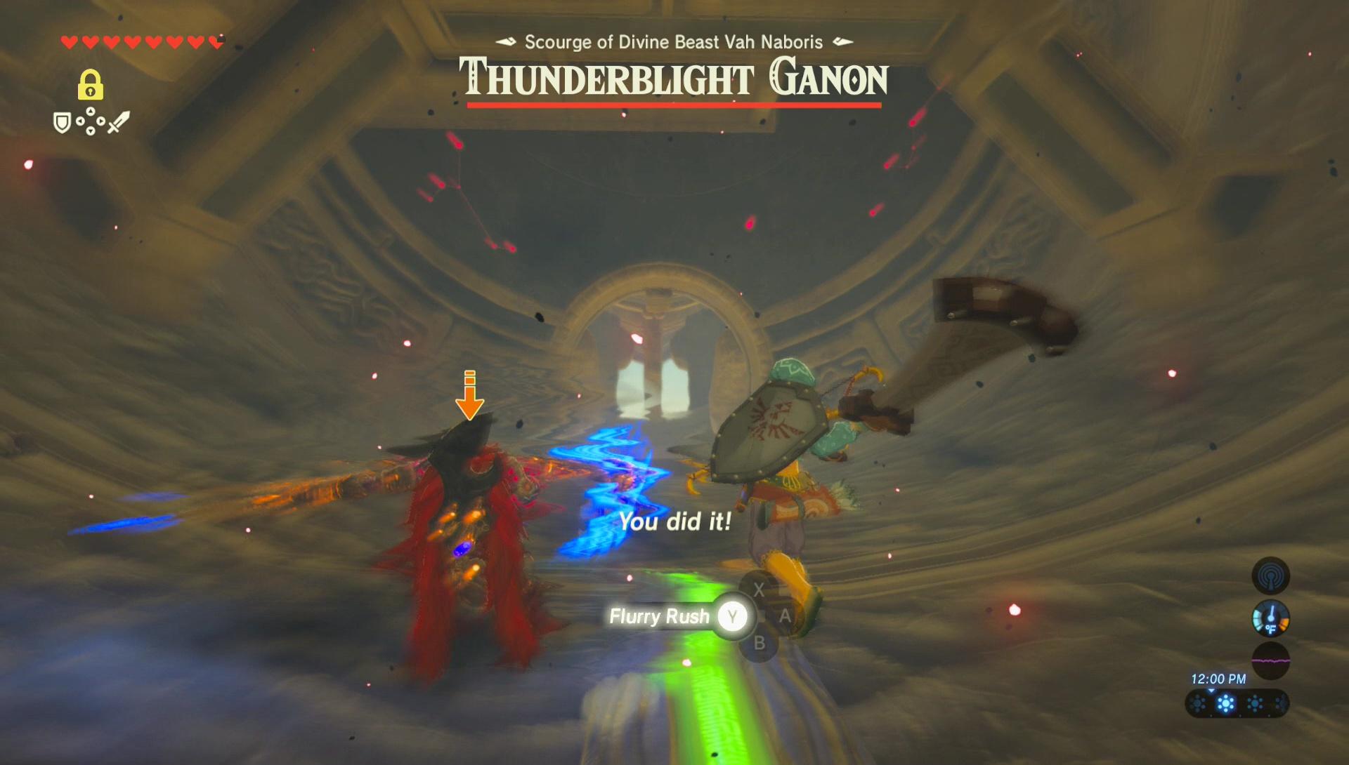 Breath of the Wild Walkthrough – Vah Naboris Dungeon - Zelda Dungeon