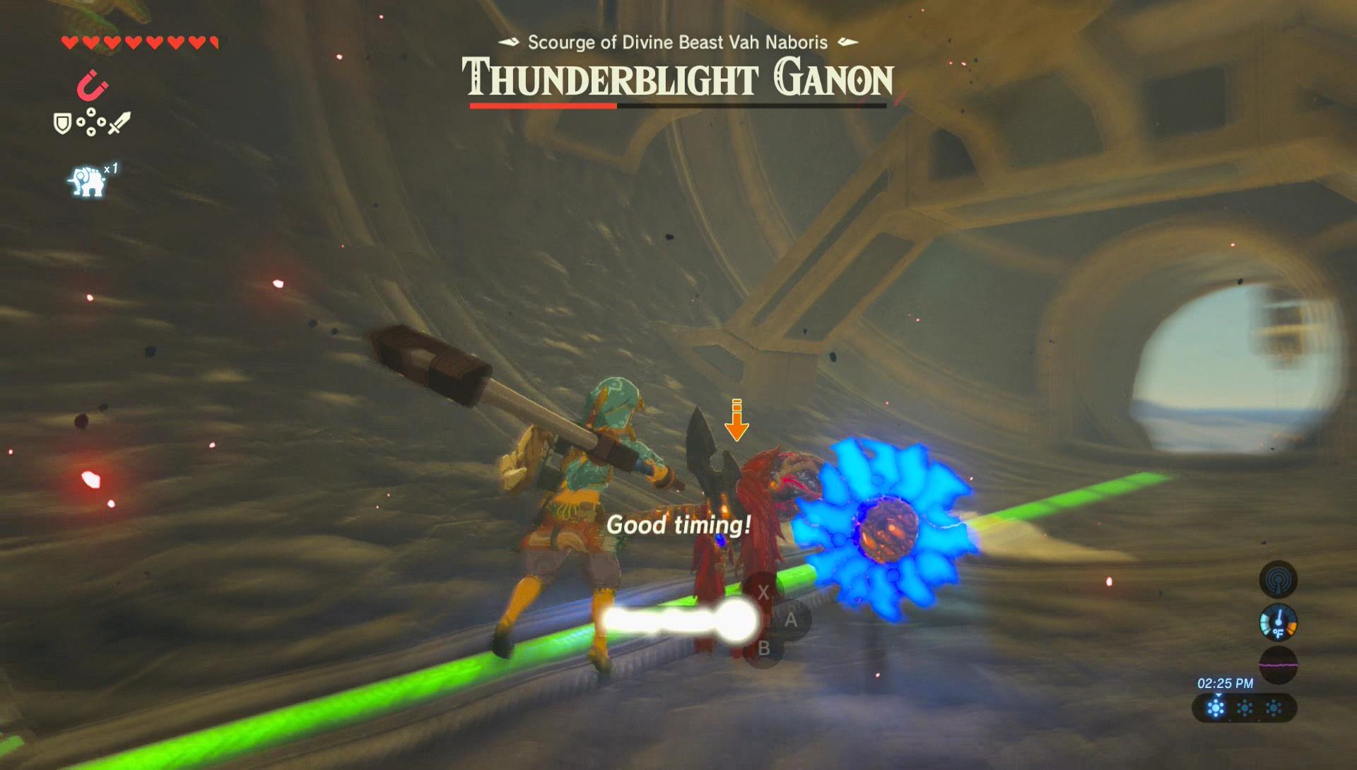 Breath Of The Wild Walkthrough Vah Naboris Dungeon Zelda