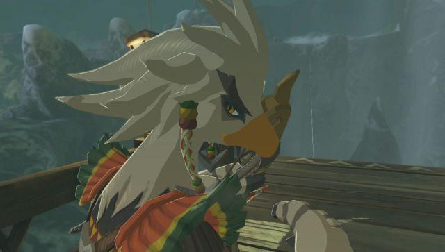 Breath Of The Wild Walkthrough Rito Village Zelda Dungeon