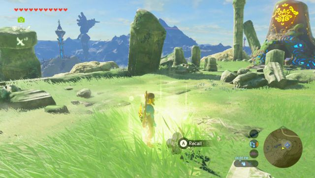 Breath of the wild walkthrough captured memories zelda dungeon it is located south of tabantha tower and if you uncovered the tena kosah shrine the location is immediately to the west of it sciox Choice Image