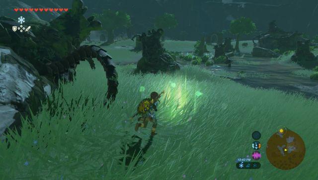 Breath Of The Wild Walkthrough Captured Memories Zelda Dungeon