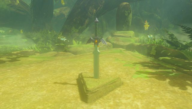 master sword hearts required
