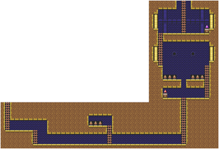 Map of Hyrule CastleLake Hylia