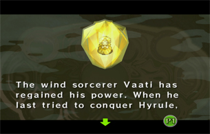 Vaati has regained his power
