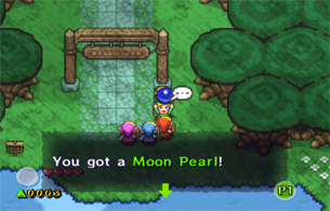 Grab the Moon Pearl