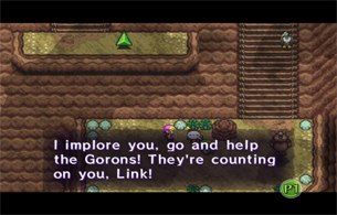 Help the Gorons