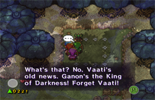 Ganon is the new boss in Hyrule