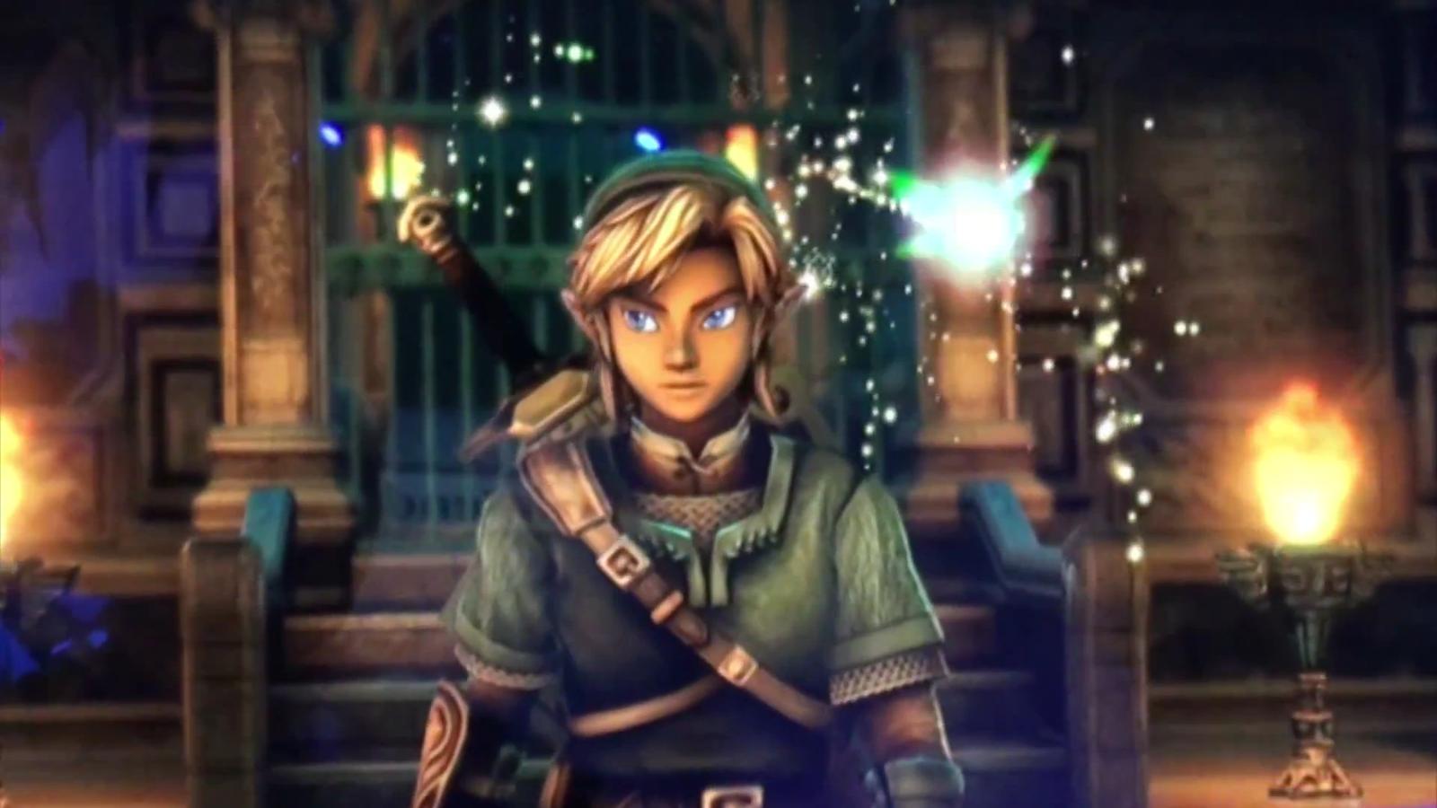 Legend of Zelda Wii U Games