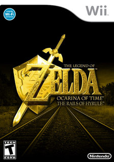 Ocarina of Time With Trains