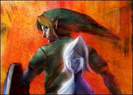 Zelda Wii