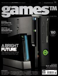 Games Magazine Issue #91