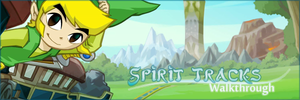 Spirit Tracks Walkthrough