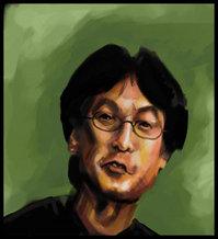 Eiji Aonuma by Crithon